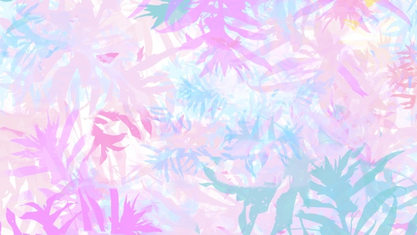 Background botanical pastel pink botanical