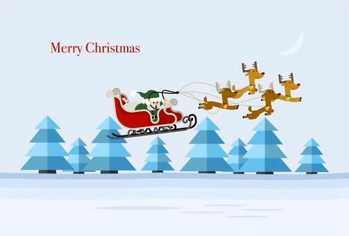 聖誕賀卡設計06