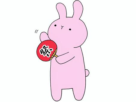 Usagi和節日粉絲1 2