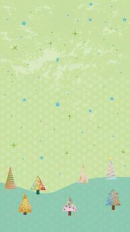 聖誕樹壁紙2