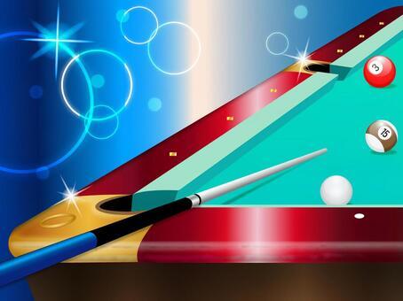 Billiards No 3