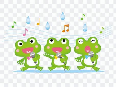 青蛙合唱團
