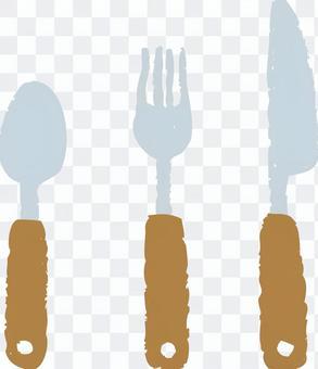 Cutlery (tea)