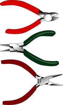 鉗子&Maru&簡單的鉗子