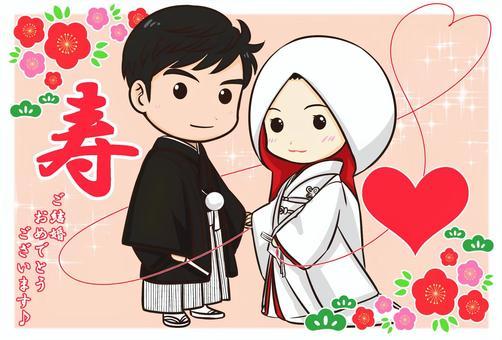 婚禮(日式)