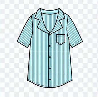條紋襯衫2