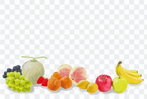 水果明信片