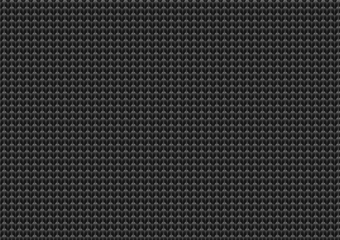 Halloween knit background black