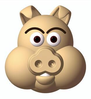 Swine pig _ raw