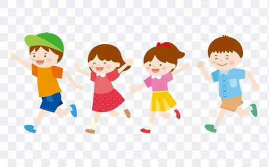 兒童聚會04 _中年01(短袖)