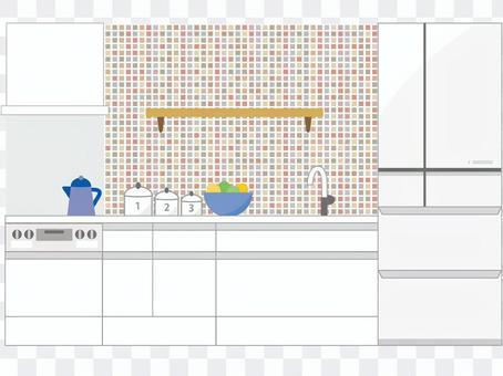 瓷磚kitchen_front