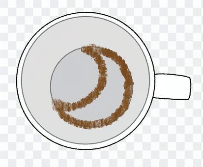 咖啡算命(新月)