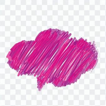 Speech balloon