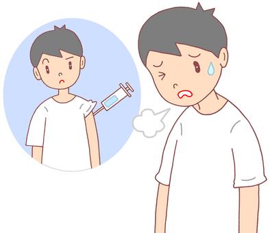 疫苗副反應/疲勞/疲勞