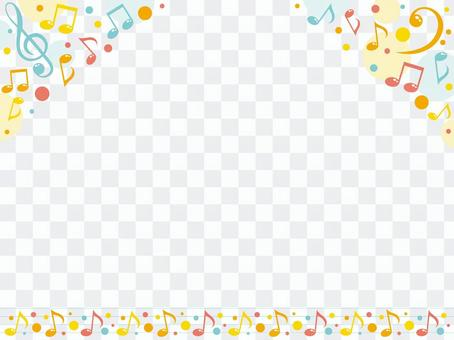 Melody frame pop