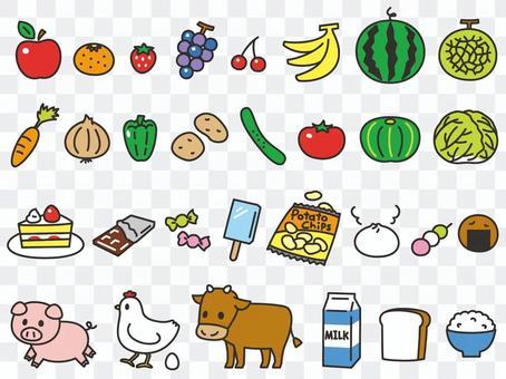 食物集01