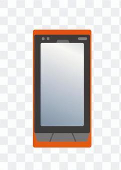 智能手机(橙色)