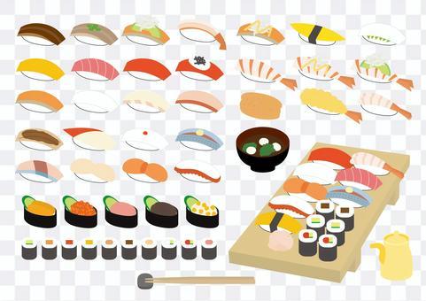 壽司簡單套裝 6