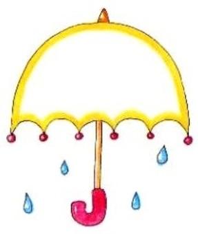 卡:下雨天♪