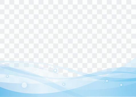 一個溫柔的波背景02