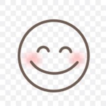 微笑透明臉微笑微笑