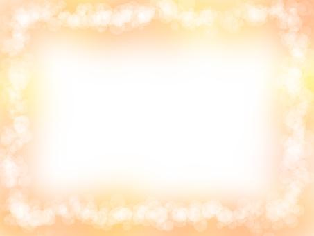 橙色閃光框架