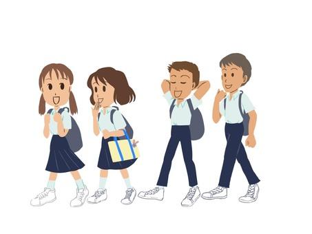 我們去學校吧