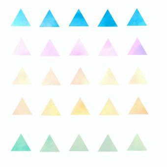 Triangular point
