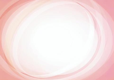 円柄 ピンク