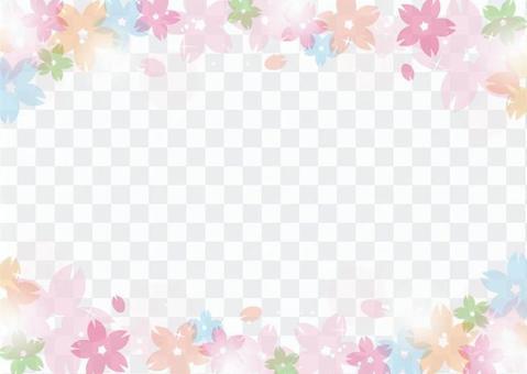 櫻花背景7