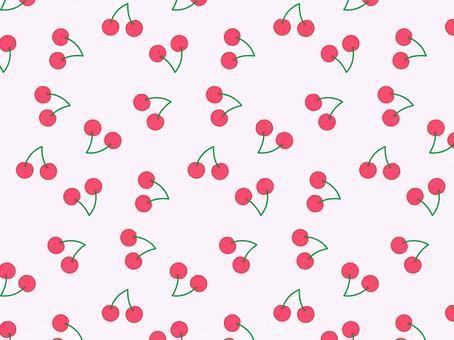 櫻桃背景素材
