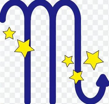 Scorpio (blue)