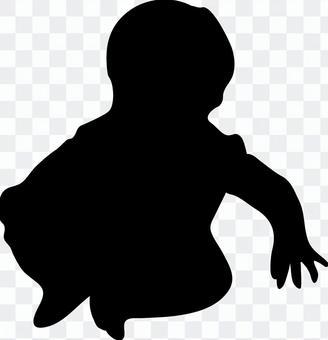 Infant (sitting)