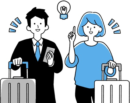 Convenient sightseeing Business trip Customers Airport Shinkansen