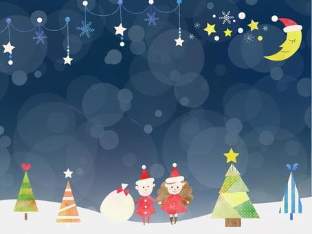 聖誕節框架版本26
