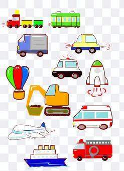 chacha Toy Vehicle