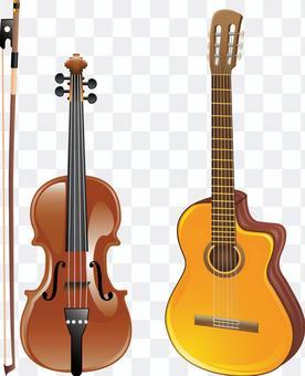 吉他小提琴套裝