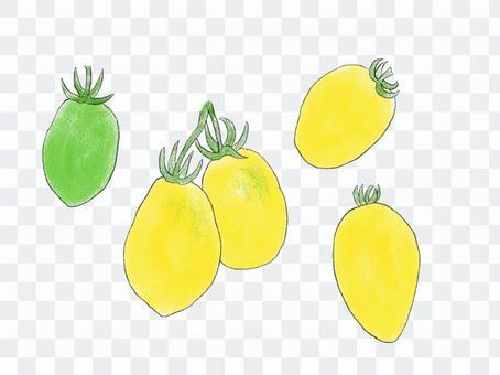 意大利番茄檸檬番茄