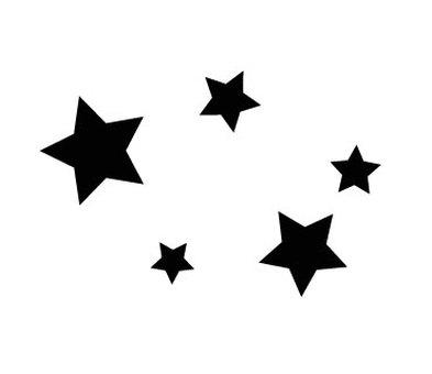 閃亮的星星