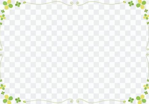 三葉草框架3