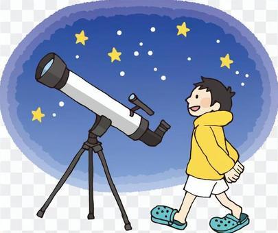 天文觀測(星空)