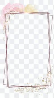 酒精水墨藝術1080 x 1920