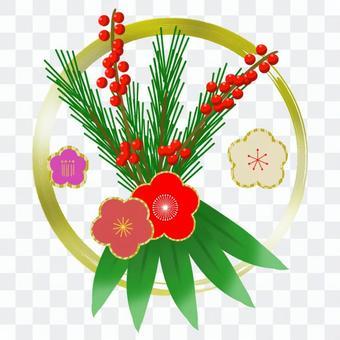 New Year decoration ②