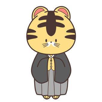 Tora-chan 祈禱