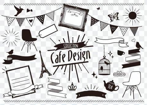 咖啡廳設計主題
