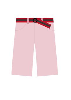 Shorts pants (pink)