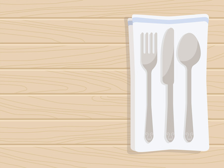 Table and cutlery