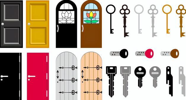 門tobira鑰匙