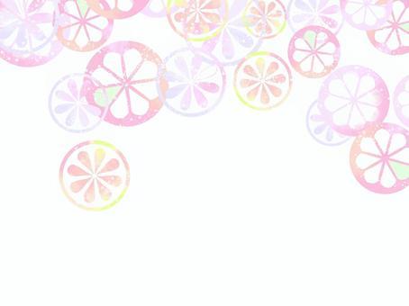 グレープフルーツの壁紙