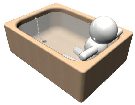 入浴 浴槽